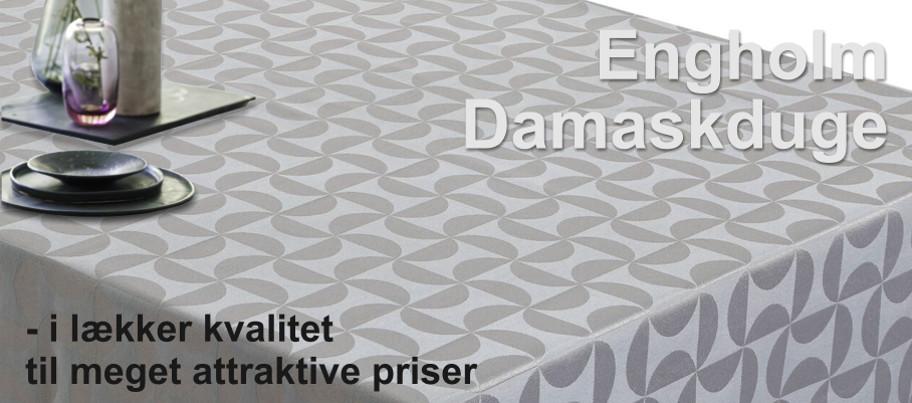 Engholm - Damask duge