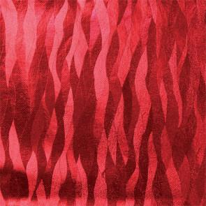 Houlis Metallic Wawe Rød