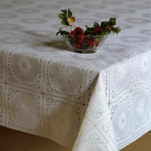 Blondedug - Rose med mere, hvid