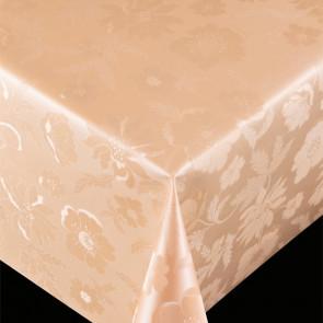 Diamond Champagne - pvc fri voksdug med præget mønster