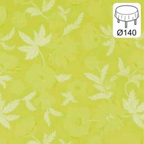 Rund voksdug Ø140 cm - Diamond grøn