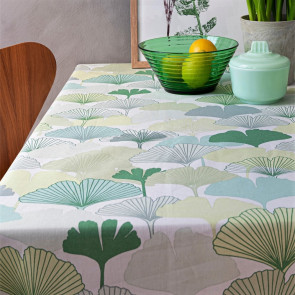 Ginko Green, Note by Susanne Schjerning akryldug med antiskrid