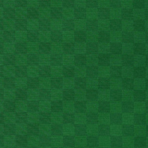 Picasso, ternet ensfarvet akryldug grøn, 140 cm bred