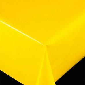 Trend Uni gul - ensfarvet pvc fri voksdug