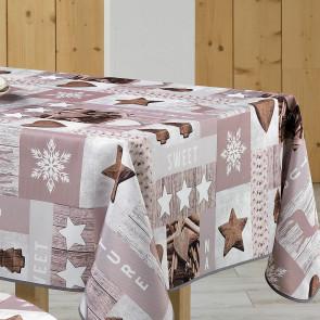 Altitude Hyttejul - Juledug med anti-plet, 150 x 240 cm
