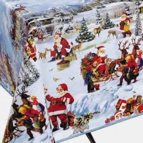 Julevoksdug - Jul & gaver i sneen