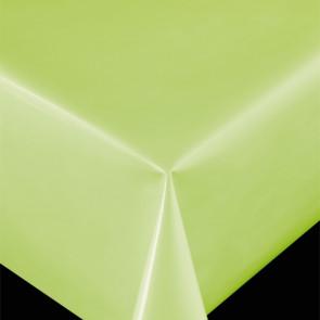 Trend Uni lime grøn - ensfarvet pvc fri voksdug