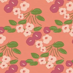 Lola voksdug, Bloom Vivid Coral