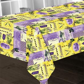 Provence Lavande, dug 150 x 300 cm, med lavendler