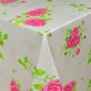 Rosegarden - Rund voksdug med elastik