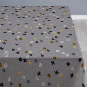 Södahl Starry Night Grey, akryldug med antiskrid
