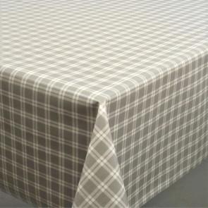 Novaj Grey - Ternet tekstil voksdug 140 cm bred