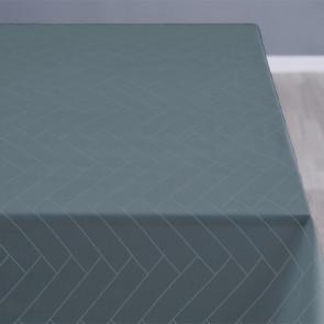 Södahl Tiles Atlantic, klassisk damaskvævet akryldug med antiskrid