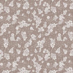 Voksdug - Brudeslør Beigebrun/hvid