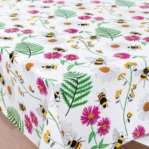 Voksdug - Historien om Blomsten og Bien