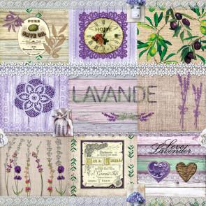 Provence voksdug - Memoires de Provence