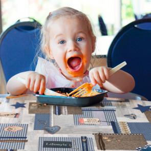 Pippa, LFGB - voksdug godkendt til kontakt med fødevare