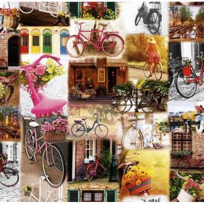 Voksdug - Se min smukke cykel